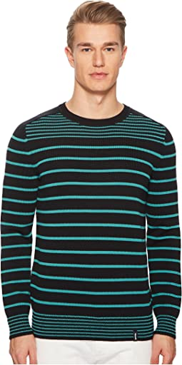 Berrett Long Sleeve Striped Sweater