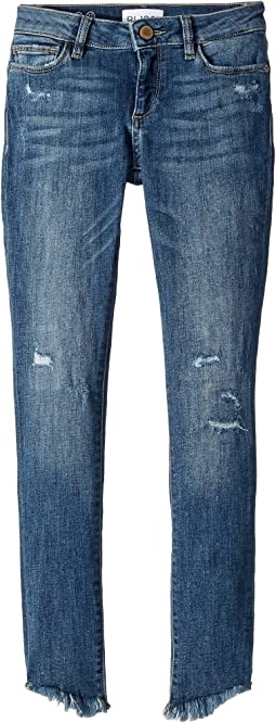 DL1961 Kids Chloe Skinny Jeans in Avalon (Big Kids)