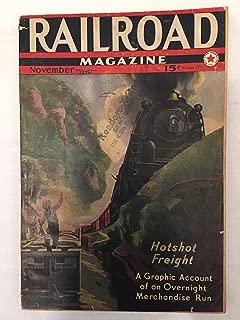 Railroad Magazine November 1940