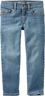 OshKosh B'Gosh Girls Skinny Denim Jeans - Blue - 2T