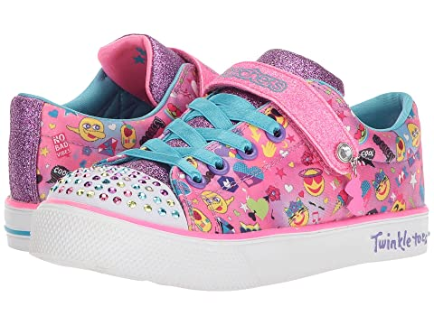 Skechers Twinkle Toes Twinkle Breeze 2.0 Sparkle-Z Sneaker(Infant/Toddler Girls') -Blue/Multi Clearance Geniue Stockist Clearance Nicekicks Real Online Cheap Price Pre Order Free Shipping Classic gOJ4jwC