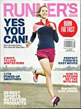 RUNNER'S WORLD MAGAZINE, YES YOU CAN ! * BURN FAT FAST FEBRUARY, 2019 PRINTED IN UK ( PLEASE NOTE: ALL THESE MAGAZINES ARE PET & SMOKE FREE MAGAZINES. NO ADDRESS LABEL. FRESH FROM NEWSSTAND) (SINGLE ISSUE MAGAZINE)