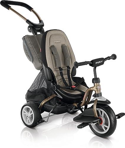precios razonables Puky Puky Puky Triciclo Cat S6,, Interiores y Exteriores, Bronce, 2410  la calidad primero los consumidores primero