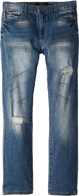 Tuxedo Jeans in Rex (Big Kids)