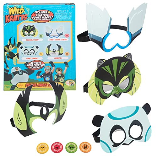 picture regarding Wild Kratts Creature Power Discs Printable known as Wild Kratts Birthday: