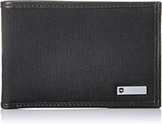 Victorinox 30165201 Monedero Unisex, Negro, 8 cm