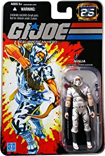 G.I. Joe 25th Anniversary: Storm Shadow (Cobra Ninja) 3.75 Inch Action Figure