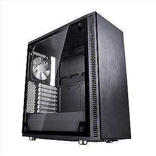 Define C TG Midi-Tower Negro carcasa de ordenador
