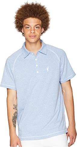 Jesse Short Sleeve Raglan Polo