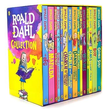 TBP 15 Copy Reissue ROALD DAHL S/C