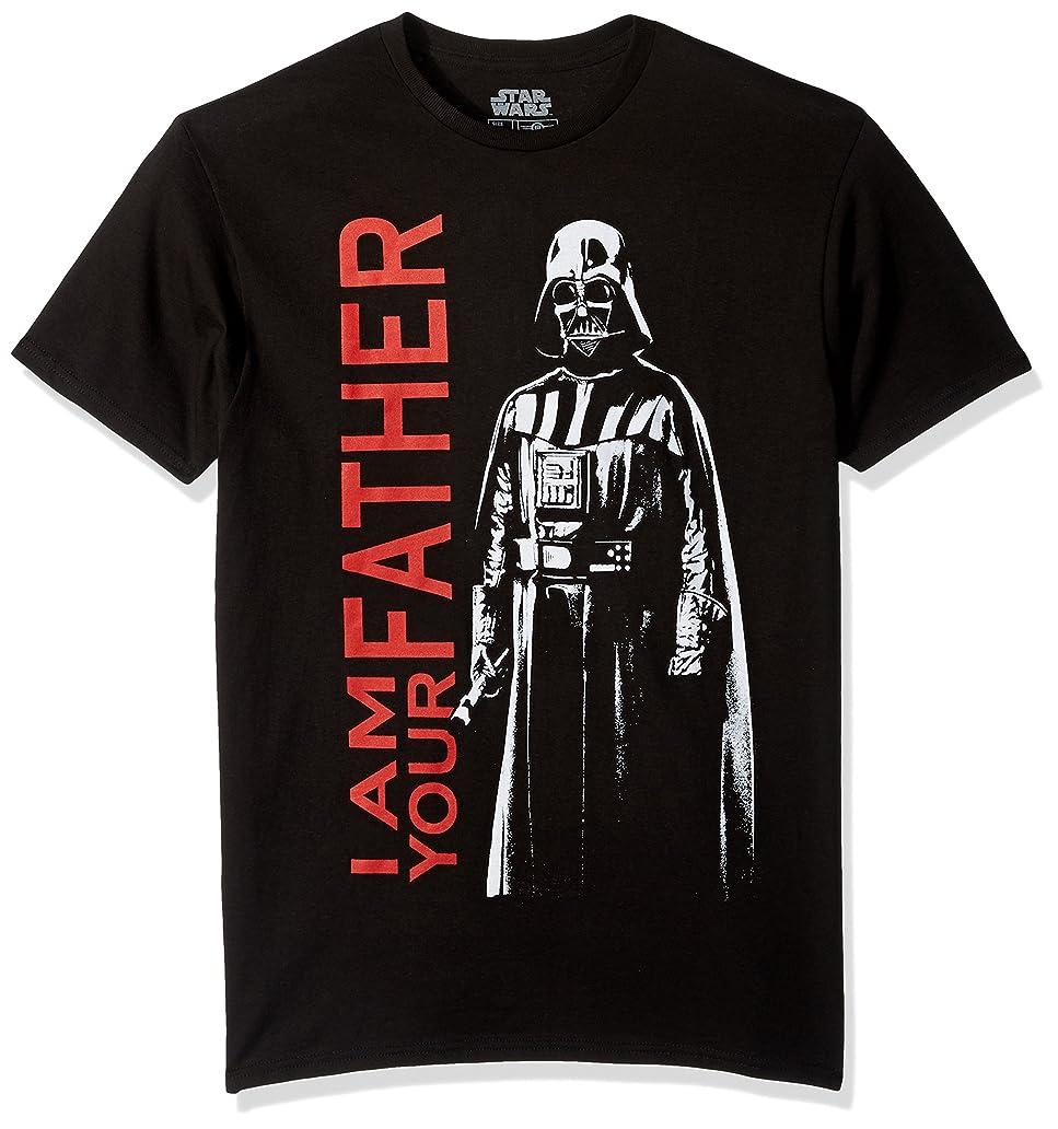 Star Wars Men's Darth Vader Father Short Sleeve T-Shirt ohe5095392