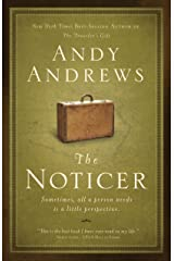 The Noticer: Sometimes, all a person needs is a little perspective Kindle Edition