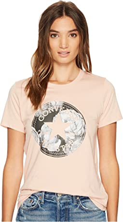 Converse - Floral Chuck Patch Fill Short Sleeve Tee