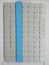 Harzole AW-0721 1 Box of Wheel Weights | 1/4 Oz (0.25) | Stick-on Adhesive Tape | 90 Oz 360 Pcs (WB025OZ)