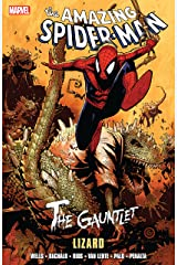 Spider-Man: The Gauntlet Vol. 5: Lizard Kindle Edition