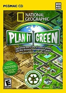 National Geographic: Plan It Green - PC/Mac