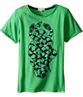 Appaman Kids - Super Soft Snakes Graphic Tee (Toddler/Little Kids/Big Kids)