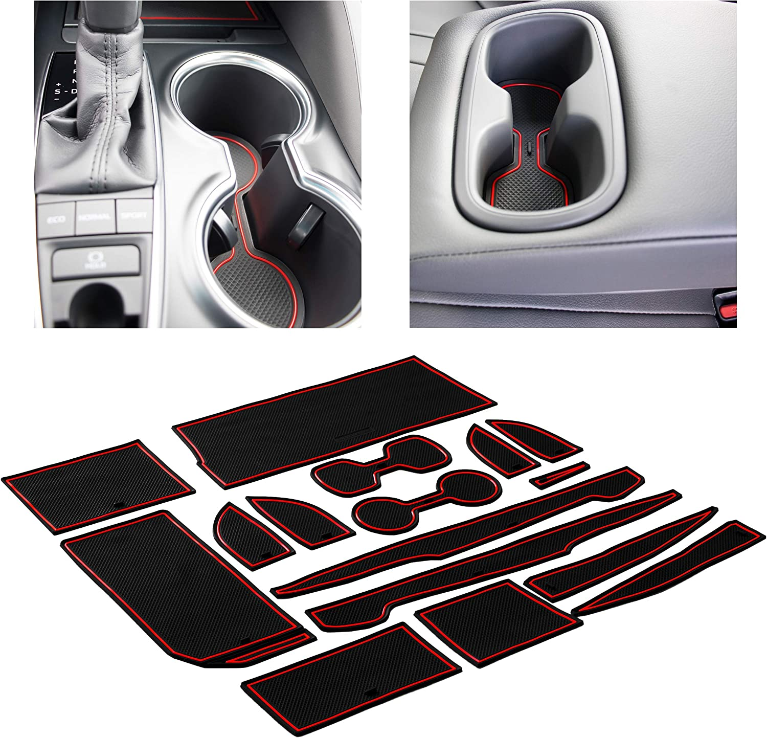 CupHolderHero fits Toyota Camry 2018-2022 Bombing new work Outlet sale feature Premium Accessories Cu