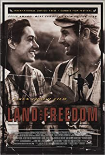 Land and Freedom 1995 Authentic 27