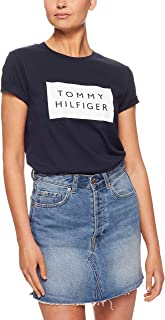 Tommy Hilfiger T-Shirts For Women XL, Black