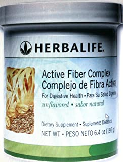 Herbalife Active Fiber Complex - Apple Flavor - Powder