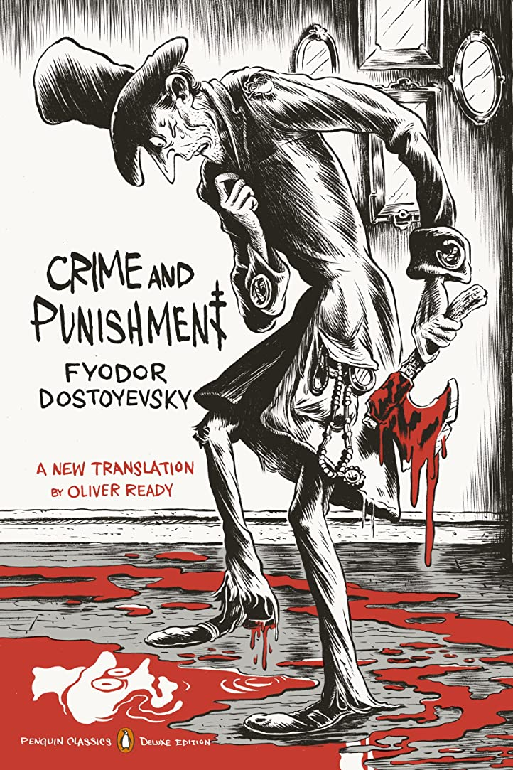 誰もスパイ専門Crime and Punishment: (Penguin Classics Deluxe Edition) (English Edition)