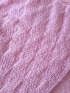 Cobertor de cama, cubrecama o manta, muy ligero y calentito, color rosa, de tamaño grande