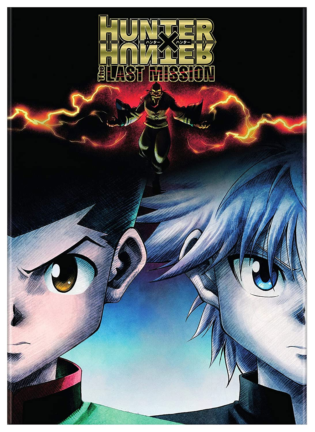 Hunter x Hunter:The 67% OFF of free shipping fixed price Last Mission DVD