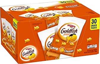 Best goldfish crackers small bags Reviews