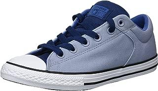 Converse Boys' Street Fundamentals Slip on Sneaker