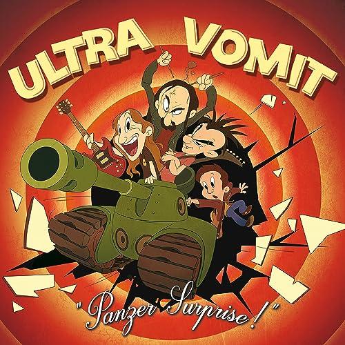 Panzer Surprise ! de Ultra vomit sur Amazon Music - Amazon.fr