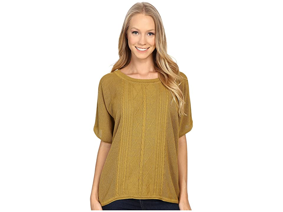 Prana Nadine Sweater (Safari) Women