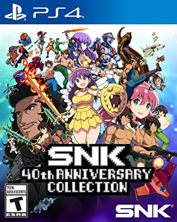 SNK 40th anniversary collection(輸入版:北米)- PS4