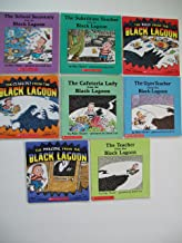 Black Lagoon Picture Books (Set of 8) School Secretary, Substitute Teacher; Bully; Class Pet; Principal...