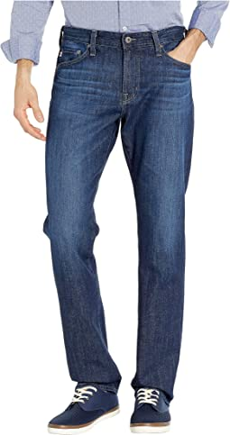 Everett Slim Straight Leg Denim Jeans in Gamma