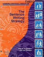 The Sentence Writing Strategy, Student Lessons Volume (Learning Strategies Curriculum)