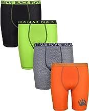 little boys compression shorts