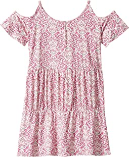Hibiscus Dress (Toddler/Little Kids)