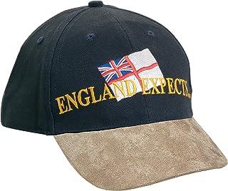 Nauticalia 男士 England Expects。 帽子,*蓝,均码