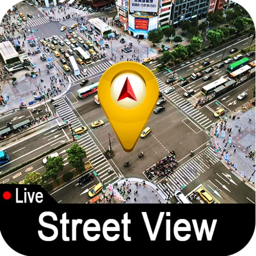 Street View map nav – Street Panorama live View