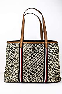 Tommy Hilfiger Women's Tote Bag, Brown