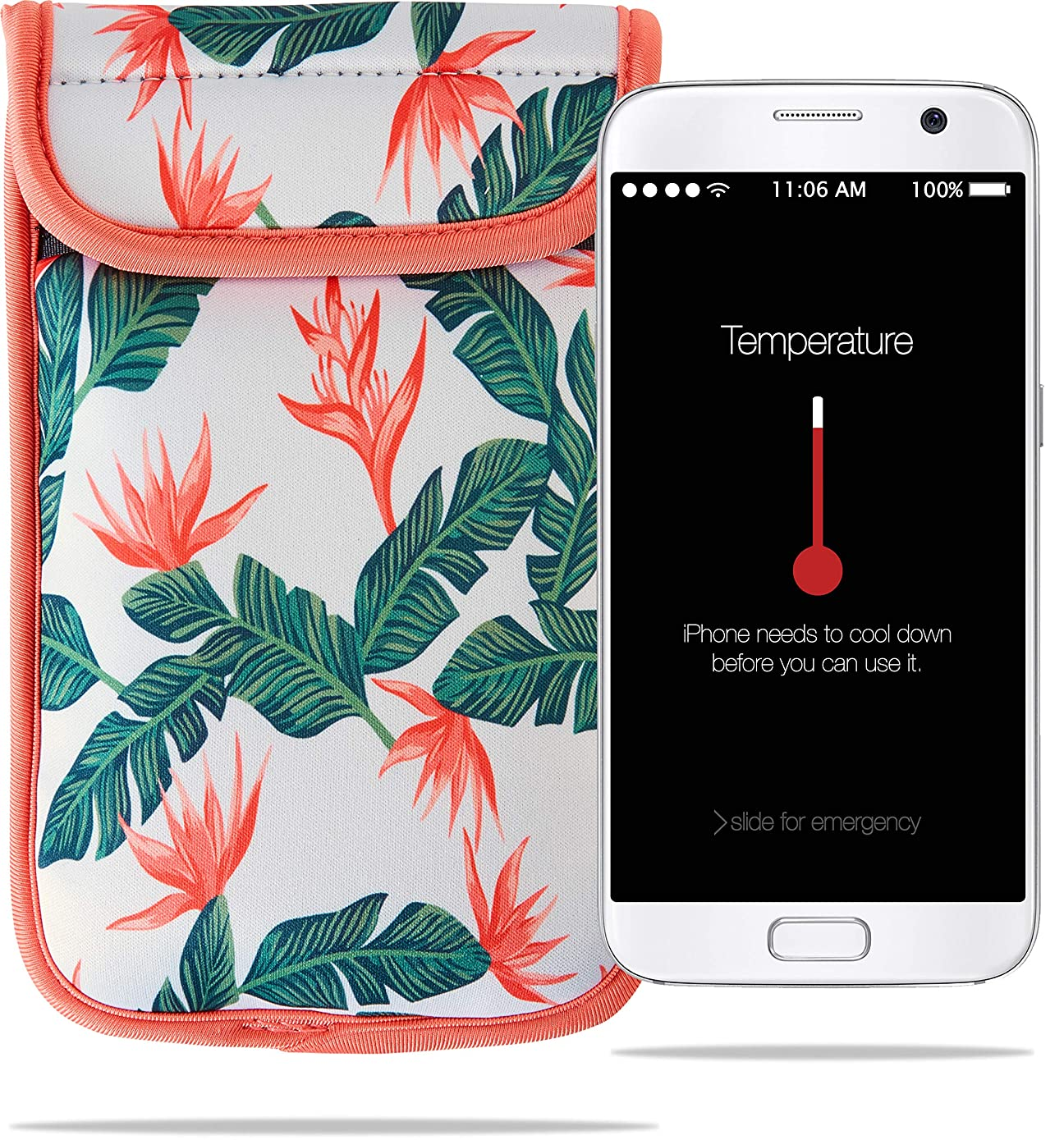 ClimateCase in Tropical Vibes