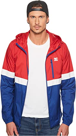DC Dagup Triple Block Windbreaker