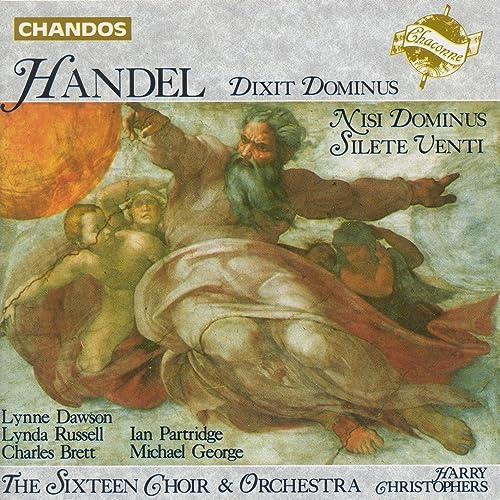 Handel: Nisi Dominus / Silete Venti / Dixit Dominus de Dawson, Lynne en Amazon Music - Amazon.es