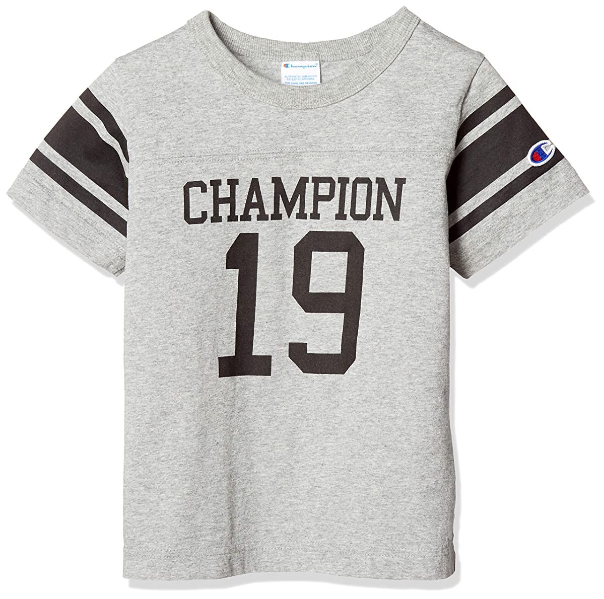 すみません衣類非行[チャンピオン] フットボールTシャツ CS4960 ボーイズ