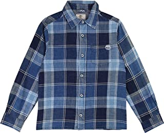 chemise enfant timberland