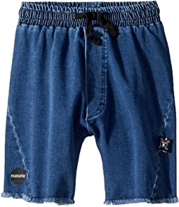 Nununu - Denim Cut Shorts (Toddler/Little Kids)