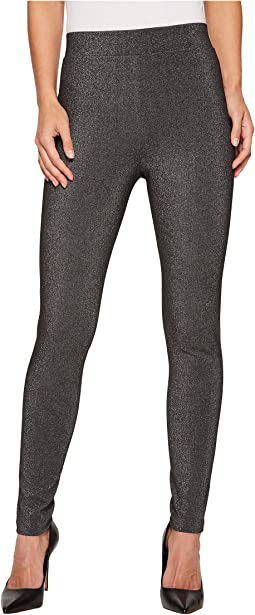Vince Camuto - Metallic Ponte Leggings