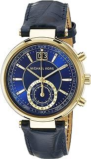 Michael Kors Women's Sawyer Blue Watch MK2425