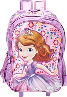 """SIMBA - DISNEY SOFIA THE FIRST BEST FRIENDS EVER TROLLEY BAG 16"""" TR"""